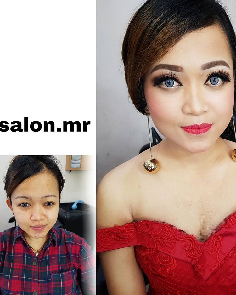 salon mr semarang beauty makeup make up 002
